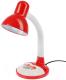 Лампа ЭРА N-106-E27-40W-R (красный) -