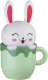 Ночник ЭРА NLED-402-0.5W-GR (зеленый) -