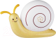 Ночник ЭРА NLED-405-0.5W-Y (желтый) -