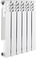 Радиатор алюминиевый Rommer Optima 500 (10 секций) -