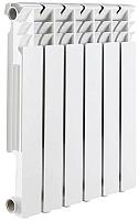 Радиатор биметаллический Rommer Optima 500 (5 секций) -
