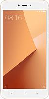 Смартфон Xiaomi Redmi Note 5A 16Gb (золото) -