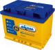 Автомобильный аккумулятор AKOM 6СТ-60 Евро+EFB (60 А/ч) -