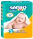 Подгузники Senso Baby Ecoline Mini 2 (52шт) -