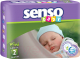 Подгузники Senso Baby Mini 2 (26шт) -