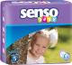 Подгузники Senso Baby Junior 5 (32шт) -