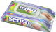 Влажные салфетки для детей Senso Baby С клапаном (72шт) -