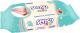 Влажные салфетки для детей Senso Baby Ecoline (60шт) -