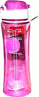 Шейкер спортивный NoBrand XL-1719 (розовый) -