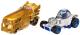 Набор игрушечных автомобилей Mattel Hot Wheels Star Wars C-3PO и R2D2  /CGX02/CGX04 -