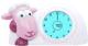 Интерактивная игрушка Zazu Ягненок Сэм / ZA-SAM-03 (розовый) -