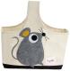 Органайзер для хранения 3 Sprouts Серый мышонок / 67661 -