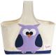 Органайзер для хранения 3 Sprouts Фиолетовая сова / 67671 -