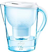 Фильтр питьевой воды Brita Marella XL (белый) -