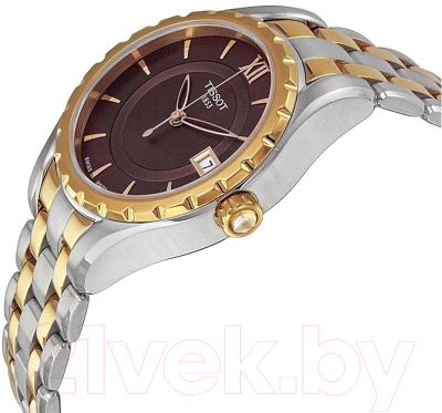 Официальный сайт фирмы производителя часов tissot