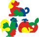 Развивающая игрушка Флексика Фигурки животных / 45370 -