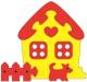 Развивающая игрушка Флексика Сказочный домик / 45563 -