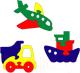 Развивающая игрушка Флексика Транспорт / 45378 -