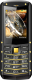 Мобильный телефон TeXet TM-520R (черный/золото) -