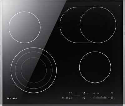Электрическая варочная панель Samsung CTR264KC01/BWT - общий вид