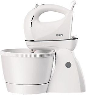 Миксер стационарный съемный Philips HR1565/40 (White) - общий вид
