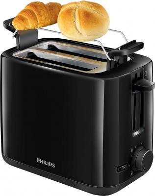 Тостер Philips HD2596/90 - подставка для подогрева булочек