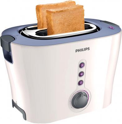 Тостер Philips HD2630/50 - отделы для тостов
