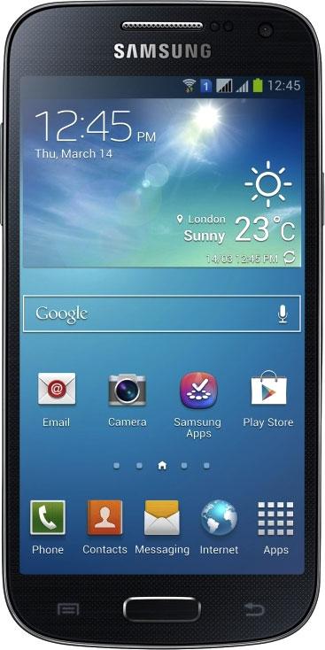 I9192 Galaxy S4 mini Duos (Black GT-I9192ZKASER) 21vek.by 4532000.000
