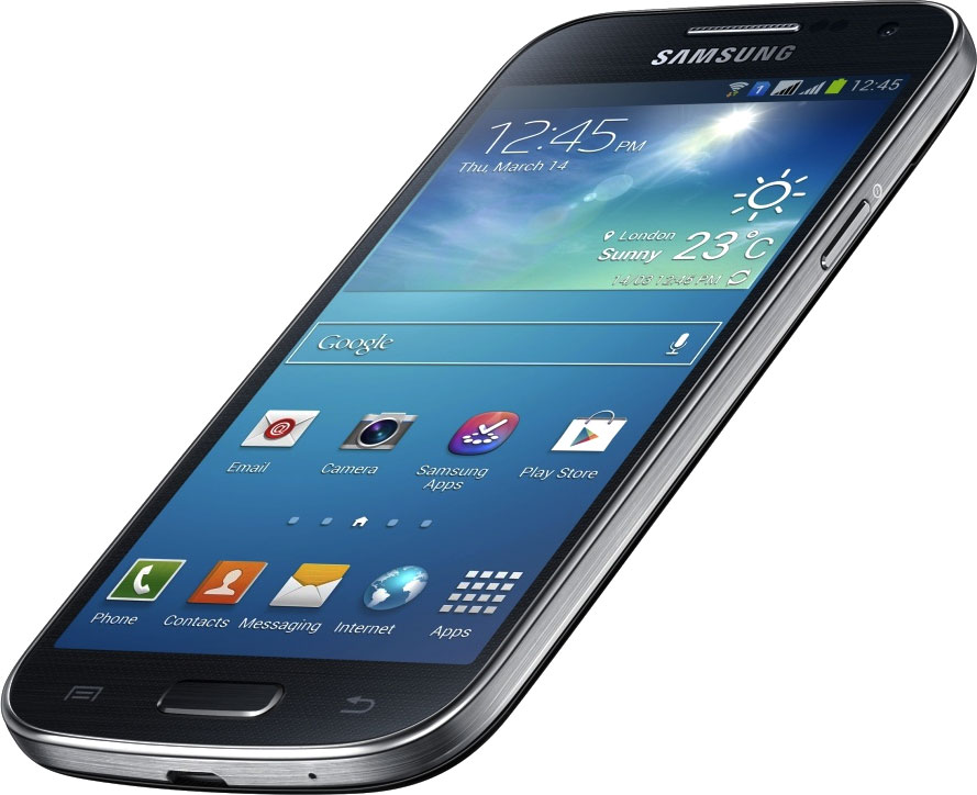 I9192 Galaxy S4 mini Duos (Black GT-I9192ZKASER) 21vek.by 4532000.000