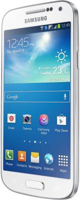 Смартфон Samsung Galaxy S4 mini Dual / I9192 (белый) - общий вид
