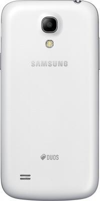 Смартфон Samsung Galaxy S4 mini Dual / I9192 (белый) - задняя панель