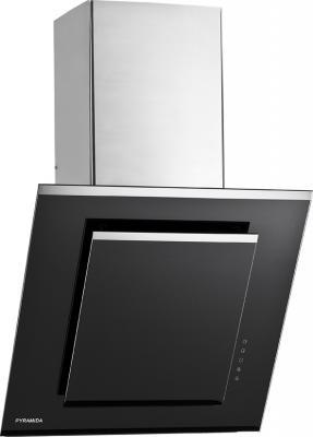 Вытяжка декоративная Pyramida BG-600 (черный) - общий вид