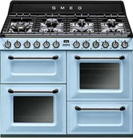 Кухонная плита Smeg TR4110AZ - общий вид