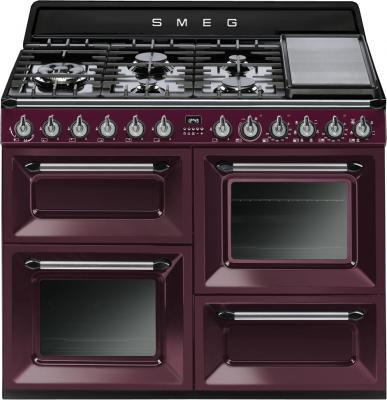 Кухонная плита Smeg TR4110RWF - общий вид
