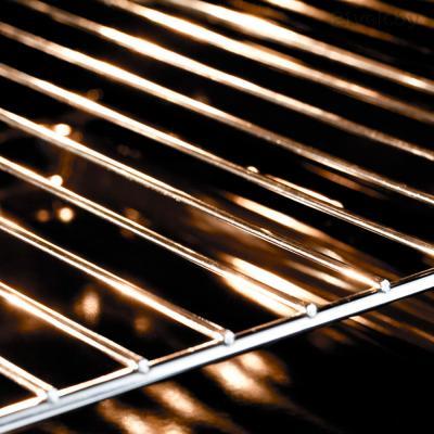 Электрический духовой шкаф Pyramida F 60 TMR (черный) - решетка