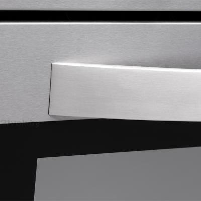 Электрический духовой шкаф Pyramida F 62 TIX/N - ручка