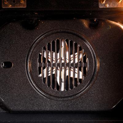 Электрический духовой шкаф Pyramida F 84 EIX-P (нержавеющая сталь) - конвекция