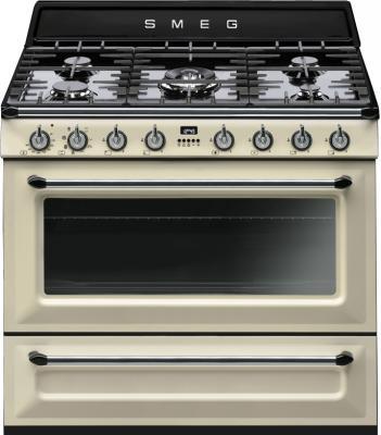 Кухонная плита Smeg TR90P - общий вид