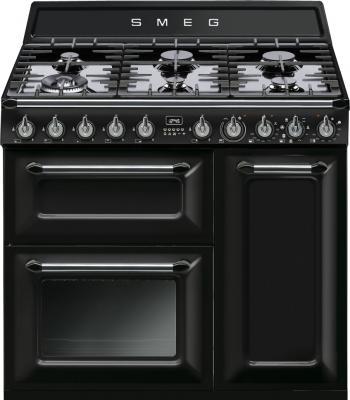 Кухонная плита Smeg TR93BL - общий вид