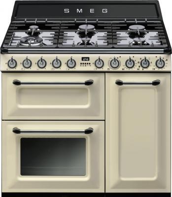 Кухонная плита Smeg TR93P - общий вид