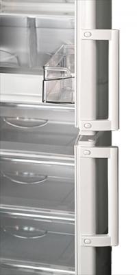 Холодильник с морозильником ATLANT ХМ 4024-400 - с открытой дверью