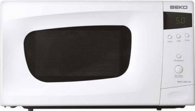 Микроволновая печь Beko MWC 2000 EW - общий вид