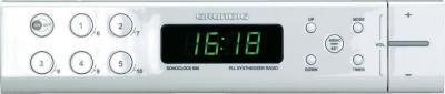 Радиочасы Grundig Sonoclock 690 (White) - общий вид