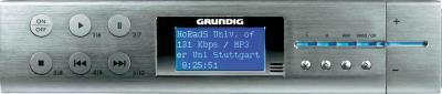 Радиочасы Grundig Sonoclock 890 (Aluminum) - общий вид
