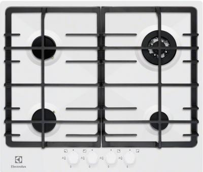 Газовая варочная панель Electrolux EGG6343NOW - общий вид