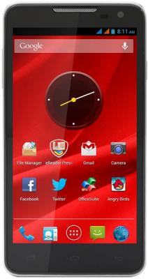 Смартфон Prestigio MultiPhone 5044 Duo (Black) - общий вид