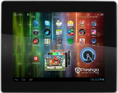 Планшет Prestigio MultiPad 8.0 Note (PMP7880D3G_DUO 16GB 3G) - фронтальный вид