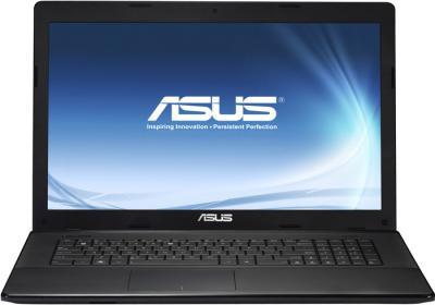 Ноутбук Asus X75VC-TY056D - фронтальный вид