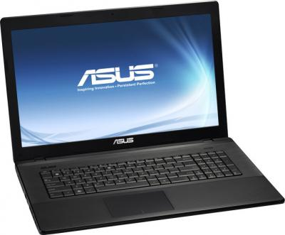 Ноутбук Asus X75VC-TY056D - общий вид