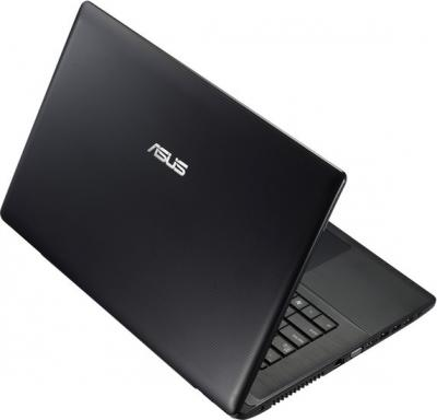 Ноутбук Asus X75VC-TY056D - вид сзади